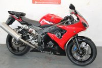 USED 2005/55 YAMAHA YZF R6 11.7K *6mth Warranty, 12mth Mot* Lovely Machine for Road and Track £100 Deposit