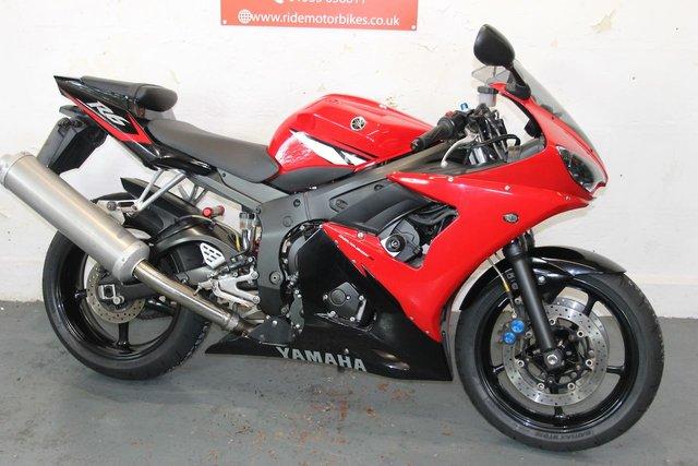 2005 55 YAMAHA YZF-R6