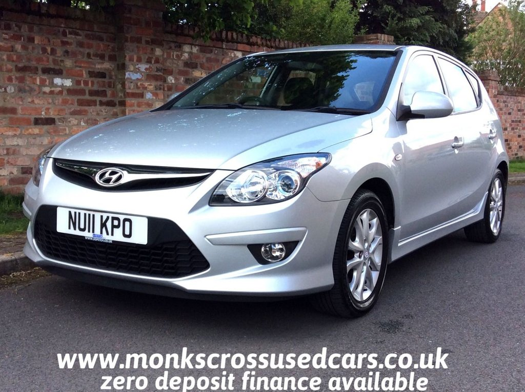 Used HYUNDAI cars for sale in York Yorkshire