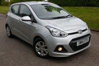 2014 HYUNDAI I10 1.2 SE 5d AUTO 86 BHP £6680.00