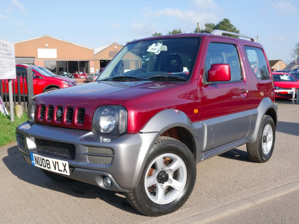 Used SUZUKI cars for sale in York North Yorkshire