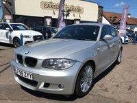 2008 BMW 1 SERIES 118i M Sport 2.0 5dr Hatchback £6000.00