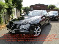 USED 2004 54 MERCEDES-BENZ CLK 3.2 CLK320 AVANTGARDE 2d 218 BHP