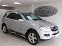 USED 2006 56 MERCEDES-BENZ M CLASS 3.0 ML320 CDI SPORT 5d 222 BHP Superb Luxury & Full History With High Spec
