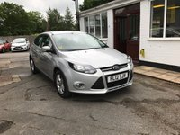 USED 2012 12 FORD FOCUS 1.6 ZETEC TDCI 5d 113 BHP NEED FINANCE? WE CAN HELP. WE STRIVE FOR 94% ACCEPTANCE