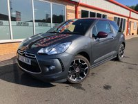 2012 CITROEN DS3 1.6 DSTYLE PLUS 3d 120 BHP £5999.00
