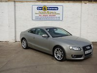 USED 2009 59 AUDI A5 2.0 TDI SPORT 2d 168 BHP Full Service History HPI Clear   0% Deposit Finance Available
