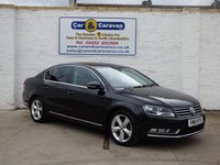 USED 2011 61 VOLKSWAGEN PASSAT 2.0 SPORT TDI BLUEMOTION TECHNOLOGY 4d 139 BHP Full Service History HPI Clear   0% Deposit Finance Available