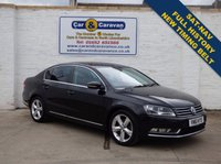 USED 2011 61 VOLKSWAGEN PASSAT 2.0 SPORT TDI BLUEMOTION TECHNOLOGY 4d 139 BHP Full Service History SAT-NAV 0% Deposit Finance Available