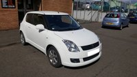USED 2008 58 SUZUKI SWIFT 1.5 GLX 3d 90 BHP