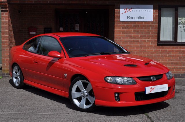 View our VAUXHALL MONARO