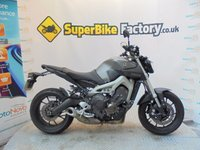 USED 2014 14 YAMAHA MT-09 ABS  GOOD & BAD CREDIT ACCEPTED, OVER 300+ BIKES