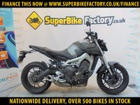 USED 2014 14 YAMAHA MT-09 ABS  GOOD & BAD CREDIT ACCEPTED, OVER 500+ BIKES