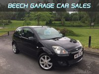 2008 FORD FIESTA 1.2 ZETEC BLUE 3d 75 BHP £SOLD