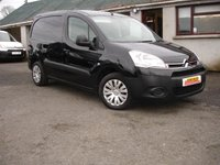 2015 CITROEN BERLINGO 1.6 625 ENTERPRISE L1 HDI 1d 74 BHP £7250.00