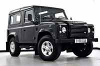 USED 2009 58 LAND ROVER DEFENDER 90 2.4 TDi XS Station Wagon 3dr Full Service Record (7 Stamps)