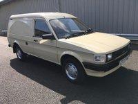 1985 AUSTIN MAESTRO 1.3 500 L VAN £7995.00
