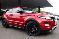 USED 2012 62 LAND ROVER RANGE ROVER EVOQUE 2.2 SD4 DYNAMIC LUX 3d 190 BHP