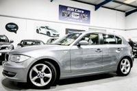 2008 BMW 1 SERIES 2.0 118D SE 5d [A/C+PARKING+RADIO/CD+ALLOYS] £3150.00