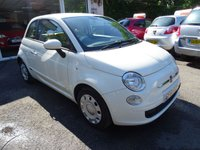 USED 2011 61 FIAT 500 1.2 POP DUALOGIC 3d AUTO 69 BHP Automatic, Full Service History, Just Serviced by ourselves, NEW MOT (minimum 10 months), One Previous Owner, Great on fuel! Only £30 Road Tax!