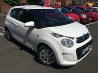 USED 2015 65 CITROEN C1 1.0 FEEL 3d 68 BHP £0 ROAD TAX!!..CITROEN WARRANTY TO SEPTEMBER 2018!!..ONLY 7152 MILES FROM NEW!!