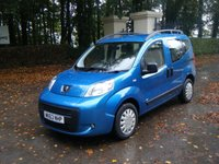 USED 2014 63 PEUGEOT BIPPER 1.2 HDI TEPEE STYLE 5d 75 BHP **LOW MILEAGE**1 OWNER**HPI**PEUGEOT S/HISTORY**