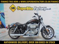 USED 2013 13 HARLEY-DAVIDSON SPORTSTER SUPERLOW XL 883  GOOD & BAD CREDIT ACCEPTED, OVER 500+ BIKES