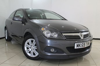 2009 VAUXHALL ASTRA 1.8 DESIGN 3DR AUTOMATIC 138 BHP £3340.00