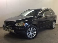 USED 2011 61 VOLVO XC90 2.4 D5 EXECUTIVE AWD 5d AUTO 200 BHP 4WD 7 SEATER LEATHER FSH NOW SOLD.