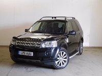 USED 2011 11 LAND ROVER FREELANDER 2 2.2 SD4 HSE 5d AUTO 190 BHP FACELIFT SAT NAV PAN ROOF LEATHER FSH FACELIFT MODEL 4WD. SATELLITE NAVIGATION. PANORAMIC SUNROOF. STUNNING BLACK MET WITH FULL BLACK LEATHER TRIM. ELECTRIC MEMORY HEATED SEATS. CRUISE CONTROL. SIDE STEPS. 19 INCH ALLOYS. COLOUR CODED TRIMS. PRIVACY GLASS. PARKING SENSORS. BLUETOOTH PREP. CLIMATE CONTROL. TRIP COMPUTER. R/CD/MP3 PLAYER. MFSW. MOT 05/18. ONE PREV OWNER. FULL SERVICE HISTORY. PRISTINE CONDITION. FCA FINANCE APPROVED DEALER. TEL 01937 849492.