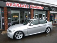 USED 2006 56 BMW 3 SERIES 2.0 320D M SPORT 4d 161 BHP BUY ME FROM £22.71 P/W!!!