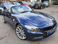 USED 2011 61 BMW Z4 2.5 Z4 SDRIVE23I HIGHLINE EDITION 2d AUTO 201 BHP
