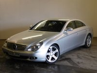 2008 MERCEDES-BENZ CLS CLASS 3.0 CLS320 CDI 4d AUTO 222 BHP LEATHER CRUISE £7490.00