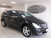 USED 2007 07 MERCEDES-BENZ R CLASS 3.0 R320 CDI SPORT 5d AUTO 224 BHP Excellent One Owner Sport Spec With Pan Roof & Sat Nav
