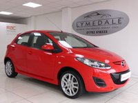 USED 2012 12 MAZDA 2 1.3 TAMURA 5d 83 BHP Ideal City Commuter - £30 Road Tax High MPG & In Great Condition
