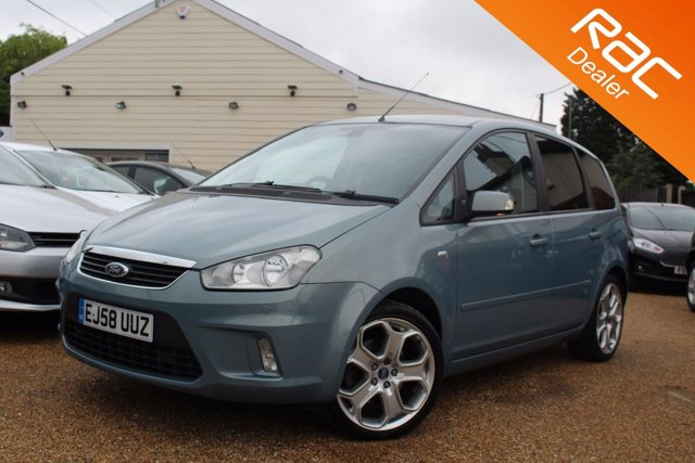 View our 2009 58 FORD C-MAX 1.8 TITANIUM TDCI 5d 116 BHP