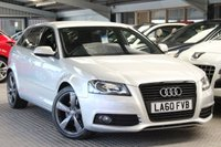 USED 2010 60 AUDI A3 2.0 SPORTBACK TDI QUATTRO S LINE SPECIAL EDITION 5d 168 BHP