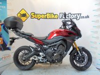 USED 2016 16 YAMAHA TRACER 900 ABS  GOOD & BAD CREDIT ACCEPTED, OVER 300+ BIKES