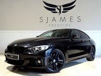 2015 BMW 4 SERIES 3.0 435D XDRIVE M SPORT GRAN COUPE 4d AUTO 309 BHP £24490.00
