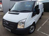 USED 2013 63 FORD TRANSIT 2.2 280 LR 1d 99 BHP