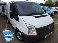 2013 FORD TRANSIT 2.2 280 LR 1d 99 BHP £SOLD