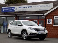 USED 2015 15 HONDA CR-V 1.6 I-DTEC SE 5dr 118 BHP *ONLY 9.9% APR with FREE Servicing*