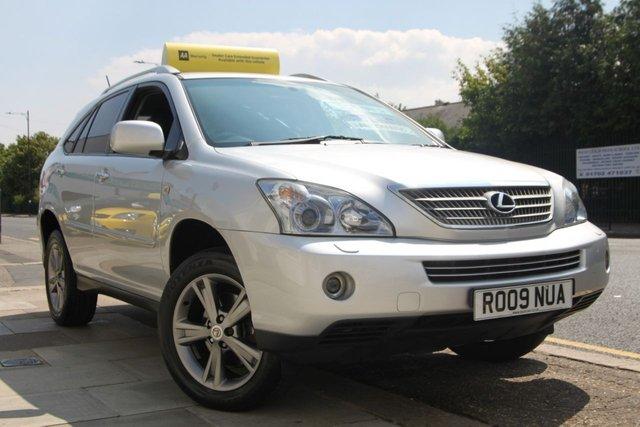 2009 09 LEXUS RX 3.3 400H SR 5d AUTO 208 BHP