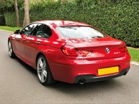 USED 2015 15 BMW 6 SERIES GRAN COUPE 3.0 640d M Sport Gran Coupe Steptronic 4dr