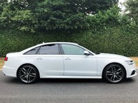 USED 2016 16 AUDI A6 2.0 TDI ultra Black Edition S Tronic 4dr £30 TAX-HUGE SPEC-LOW MILES++