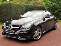 USED 2015 65 MERCEDES-BENZ E CLASS 2.1 E220 CDI BlueTEC AMG Line Cabriolet 7G-Tronic Plus 2dr (start/stop) GREAT EXAMPLE LOW MILES FU
