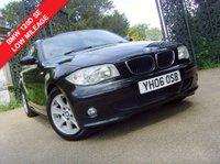 2006 BMW 1 SERIES 2.0 120D SE 5d 161 BHP £4999.00