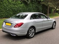 USED 2015 65 MERCEDES-BENZ C CLASS 1.6 C200 CDI BlueTEC Sport 7G-Tronic Plus 4dr MEGA SPEC STILL LIKE NEW SALOON