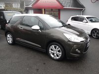 2013 CITROEN DS3 1.6 E-HDI DSTYLE  £SOLD