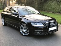 USED 2010 59 AUDI A6 2.0 AVANT ESTATE TDI LE MANS ESTATE  CHERISHED EXAMPLE-GREAT SPEC FULL AUDI SERVICE HISTORY TIMING BELT CHANGED SAT N